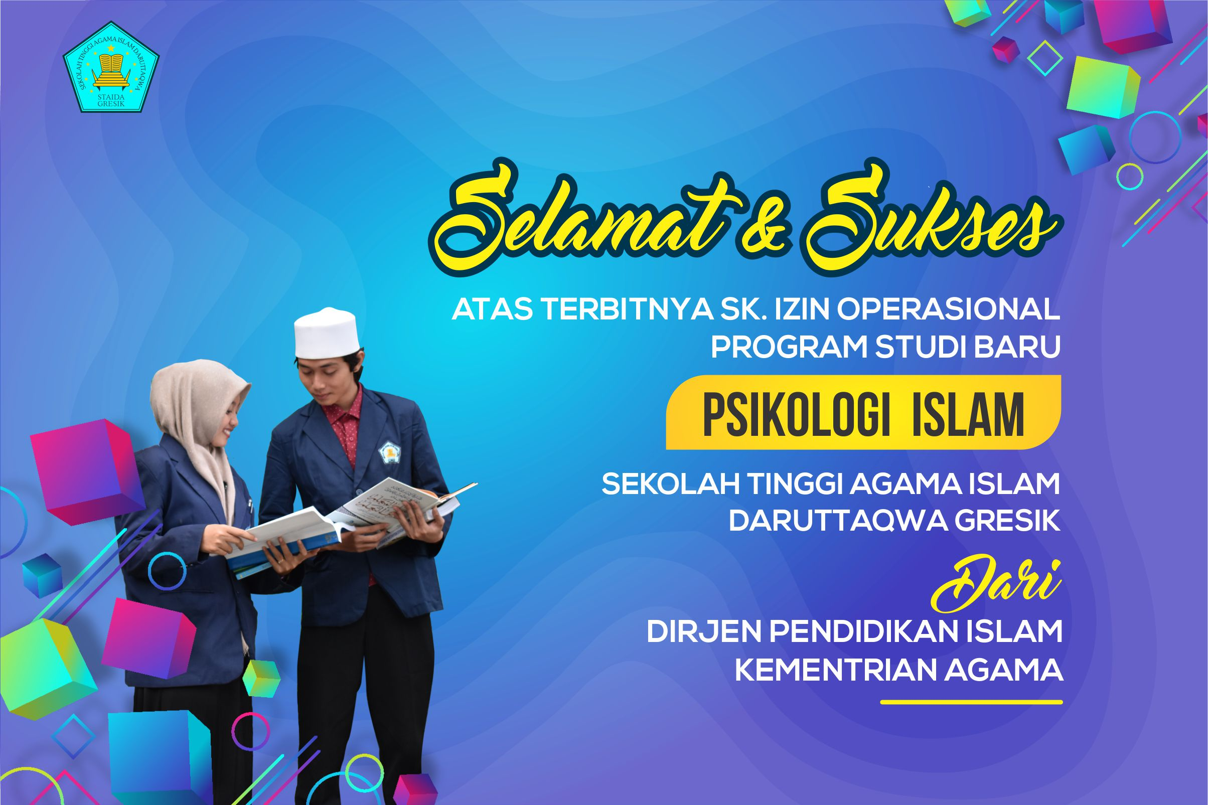 Opening of the New Islamic Psychology Study Program (PSI)